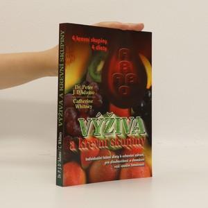 náhled knihy - Výživa a krevní skupiny