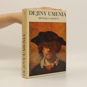 náhled knihy - Dejiny umenia. 3, Umenie renesancie