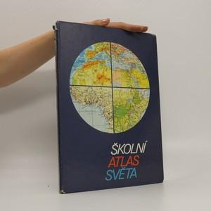 náhled knihy - Školní atlas světa : Učební pomůcka pro zákl. a stř. školy