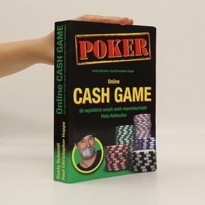 náhled knihy - Online cash game : 50 největších omylů, aneb, neposlouchejte Phila Hellmutha
