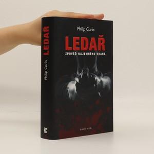 náhled knihy - Ledař : zpověď nájemného vraha