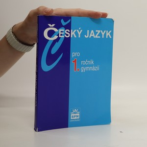 náhled knihy - Český jazyk pro 1. ročník gymnázií