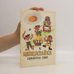 náhled knihy - Minikuchařka zdravých jídel