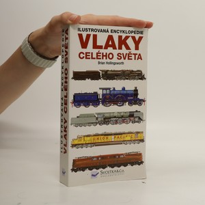 náhled knihy - Vlaky celého světa