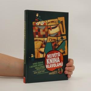 náhled knihy - Největší kniha hlavolamů pro děti od 9 let