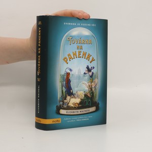 náhled knihy - Továrna na panenky