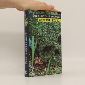 náhled knihy - Zahrada kostí