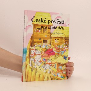 náhled knihy - České pověsti pro malé děti