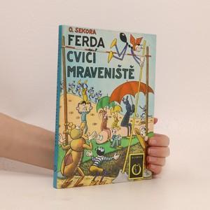 náhled knihy - Ferda cvičí mraveniště