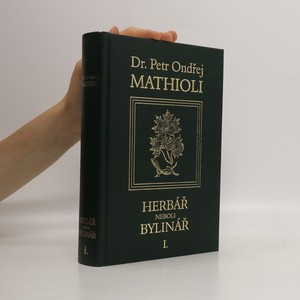 náhled knihy - Herbář neboli Bylinář. Svazek I.