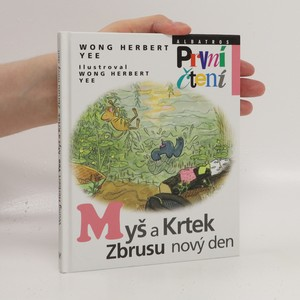 náhled knihy - Myš a Krtek, zbrusu nový den