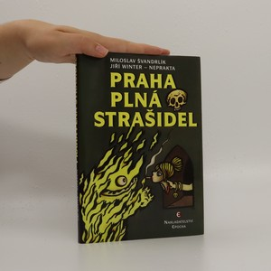 náhled knihy - Praha plná strašidel