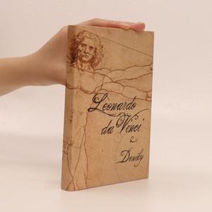 náhled knihy - Deníky. Leonardo da Vinci