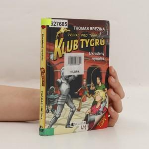 náhled knihy - Ukradený vynález