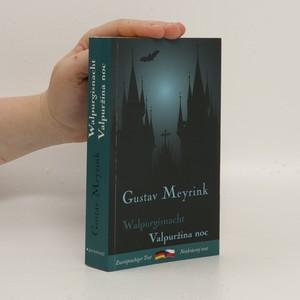 náhled knihy - Valpuržina noc = Walpurgisnacht