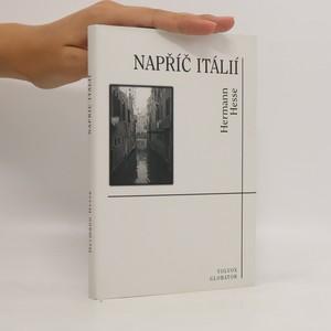 náhled knihy - Napříč Itálií