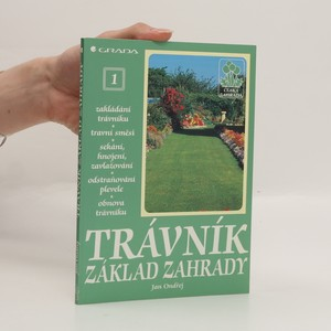 náhled knihy - Trávník - základ zahrady