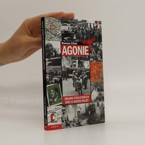 náhled knihy - Agonie