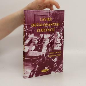 náhled knihy - Lavice obžalovaných zločinců : Norimberk 1945-1946
