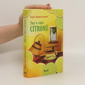 náhled knihy - Sny o vůni citronů