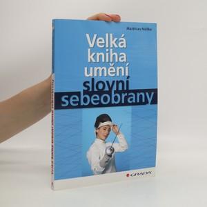 náhled knihy - Velká kniha umění slovní sebeobrany