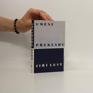 náhled knihy - Umění překladu