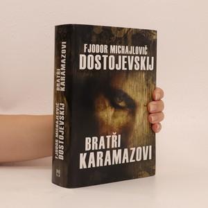 náhled knihy - Bratři Karamazovi