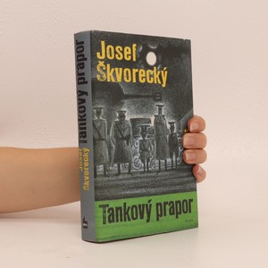 náhled knihy - Tankový prapor: fragment z doby kultů