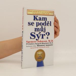 náhled knihy - Kam se poděl můj sýr?