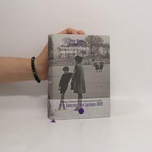 náhled knihy - Klub nenapravitelných optimistů