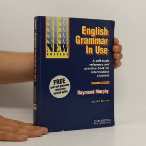 náhled knihy - English Grammar in Use. A Self-study Reference and Practice Book for Intermediate Students