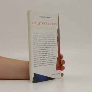 náhled knihy - Stylistická cvičení
