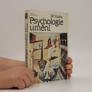 náhled knihy - Psychologie umění. Obecné základy