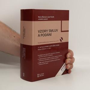 náhled knihy - Vzory smluv a podání