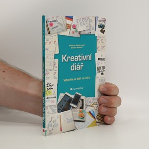 náhled knihy - Kreativní diář. Vytvořte si diář na míru