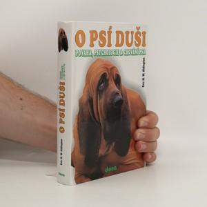 náhled knihy - O psí duši : povaha, psychologie a chování psa
