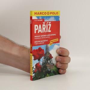náhled knihy - Paříž : doporučené tipy