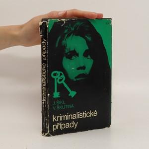náhled knihy - Kriminalistické případy