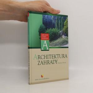 náhled knihy - Architektura zahrady
