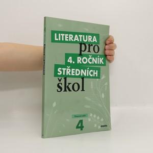 náhled knihy - Literatura pro 4. ročník středních škol. Pracovní sešit