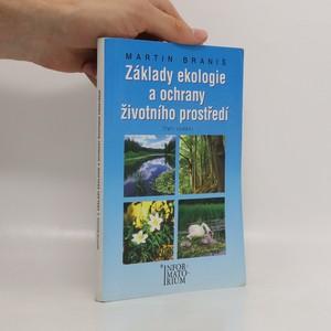 náhled knihy - Základy ekologie a ochrany životního prostředí