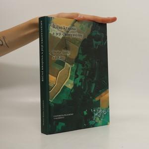 náhled knihy - Říční krajina a její ekosystémy