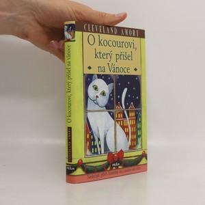 náhled knihy - O kocourovi, který přišel na Vánoce
