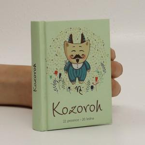 náhled knihy - Kozoroh