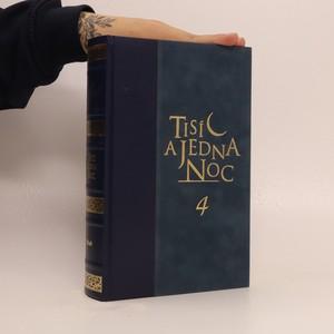 náhled knihy - Tisíc a jedna noc. 4. díl