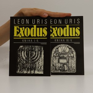 náhled knihy - Exodus (kniha 1. a 2.)