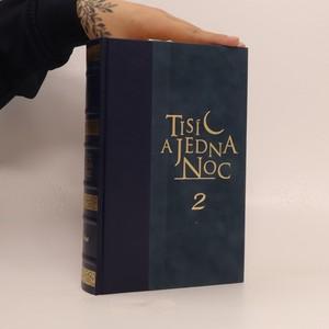 náhled knihy - Tisíc a jedna noc. 2. díl.