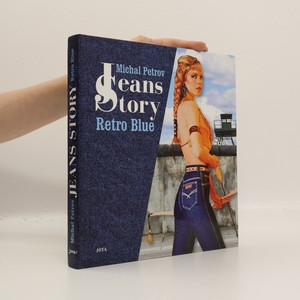 náhled knihy - Jeans story : retro blue