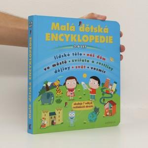 náhled knihy - Malá dětská encyklopedie : 3-6 let