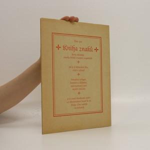 náhled knihy - Kniha znaků